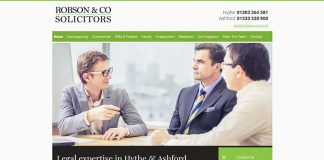 Robson & Co Solicitors Kent