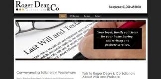 Roger Dean & Co Solicitors Kent