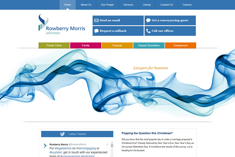 Rowberry Morris Solicitors in Berkshire