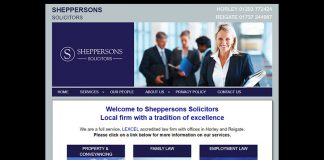 Sheppersons Solicitors Surrey
