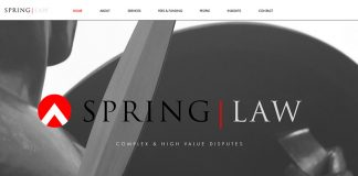Spring Law Solicitors London