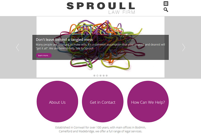 Sproull Solicitors in Cornwall