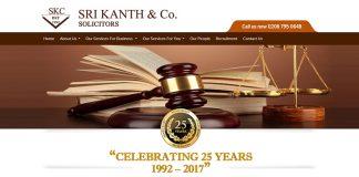Sri Kanth & Co Middlesex