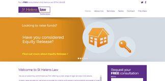 ST Helens Law Merseyside