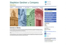 Stapleton Gardner & Co Solicitors West Yorkshire
