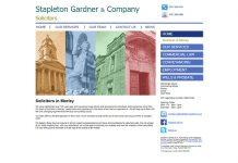 Stapleton Gardner & Co Solicitors West Yorkshire