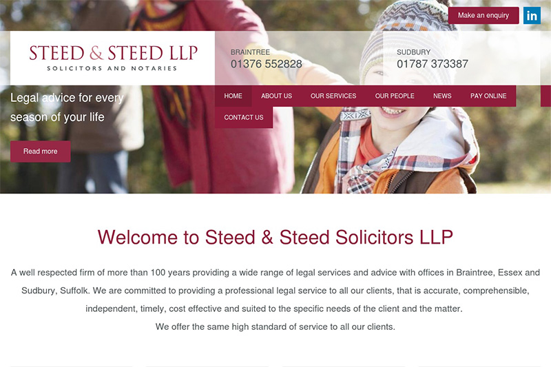 Steed & Steed Solicitors Suffolk