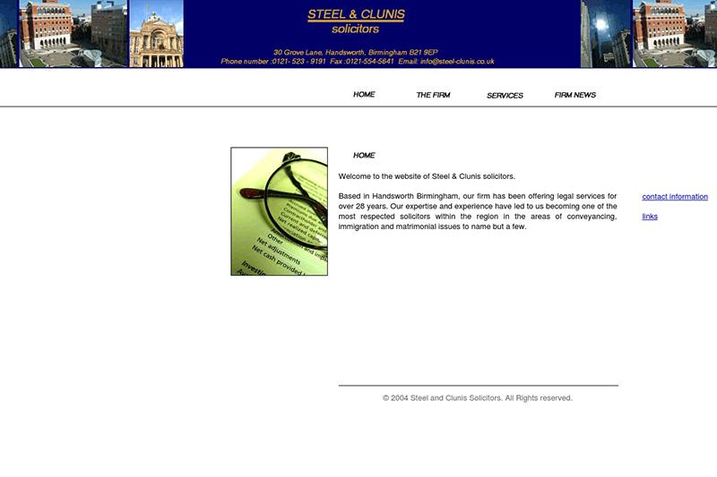 Steel & Clunis Solicitors Birmingham