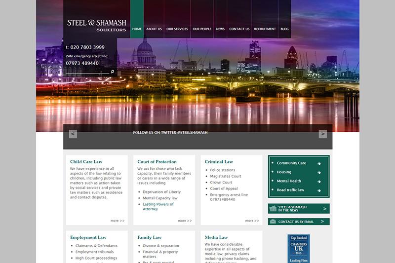 Steel & Shamash Solicitors London