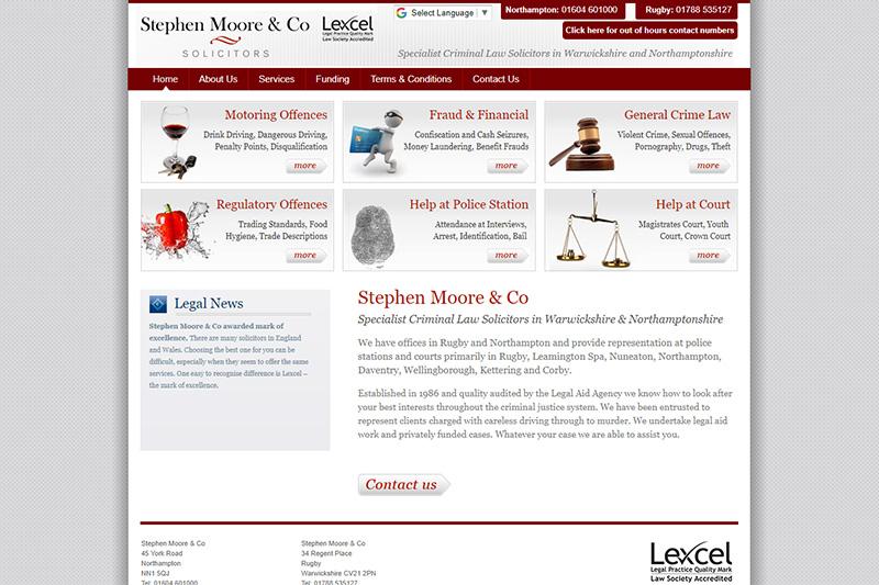 Stephen Moore & Co Solicitors Warwickshire
