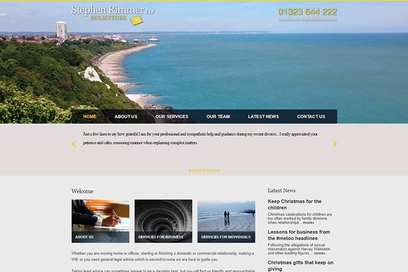 Stephen Rimmer Solicitors East Sussex