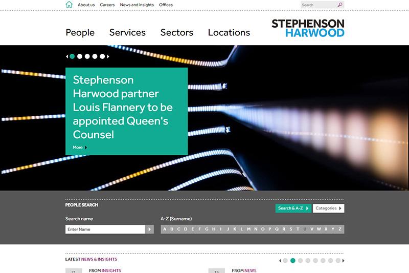 Stephenson Harwood Solicitors London