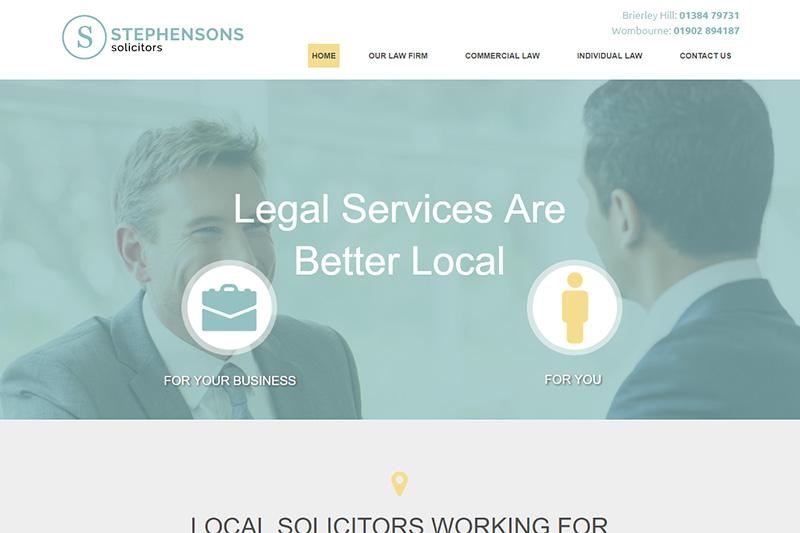 Stephensons Brierley Solicitors West Midlands