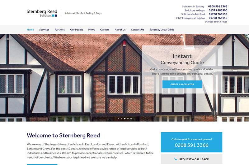 Sternberg Reed Barking Solicitors Essex