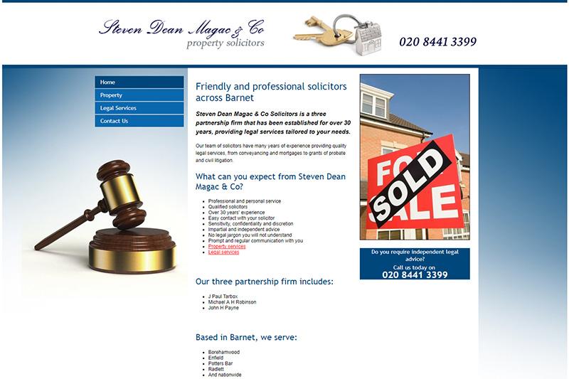 Steven Dean Magac & Co Solicitors Hertfordshire