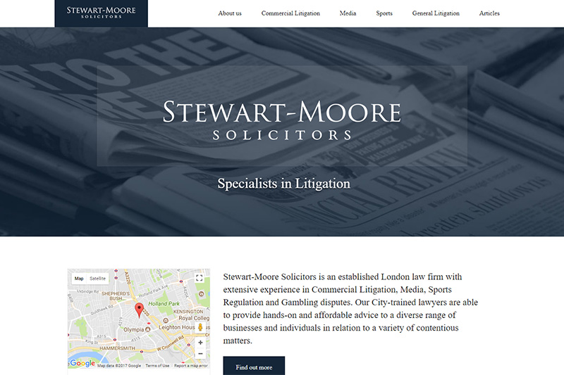 Stewart-Moore Solicitors London