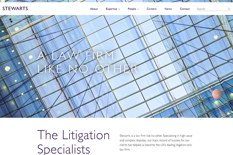 Stewarts Law Solicitors London