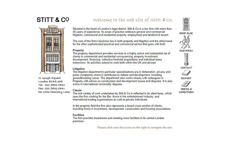 Stitt & Co Solicitors London