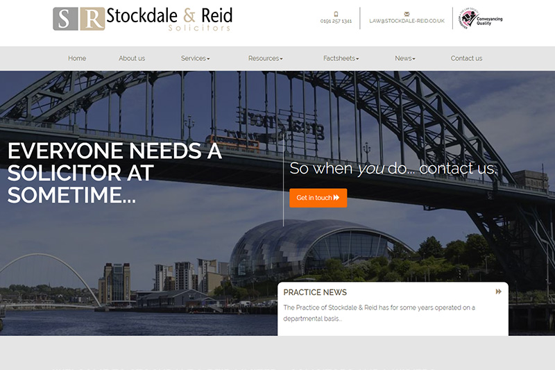 Stockdale & Reid Limited Solicitors Tyne And Wear