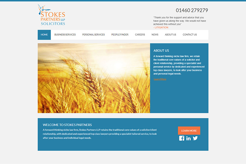 The Stokes Partnership Solicitors Somerset