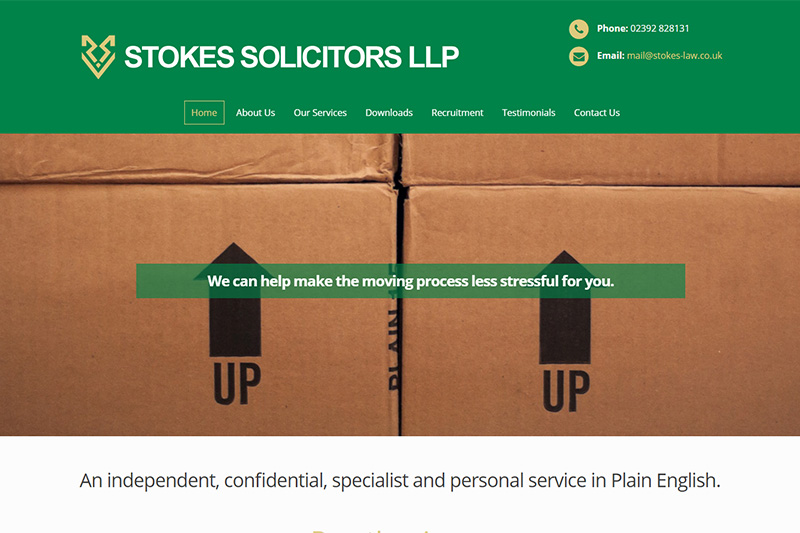 Stokes Solicitors in Hampshire