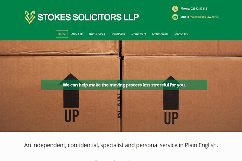 Stokes Solicitors Hampshire