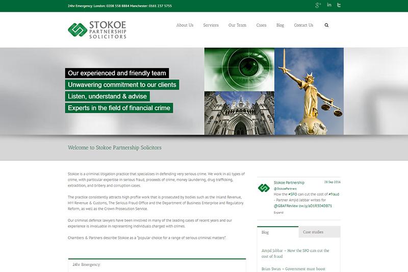 Stokoe Partnership Solicitors London