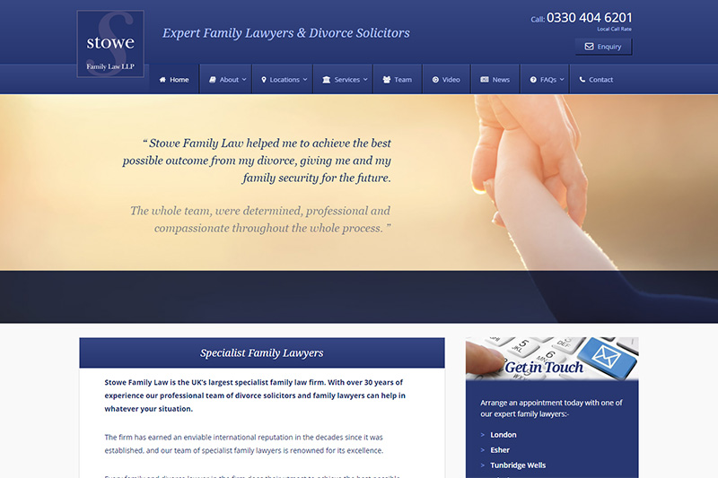 Stowe Family Law Solicitors North Yorkshire