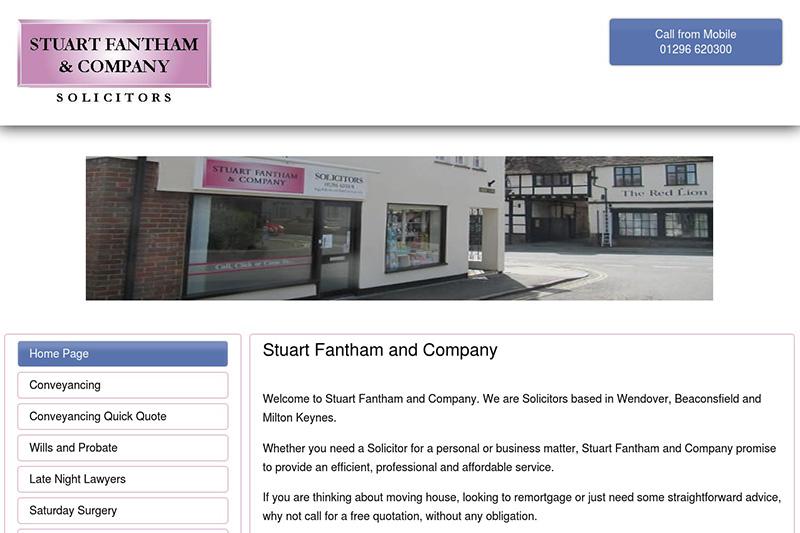 Stuart Fantham & Company Solicitors Buckinghamshire