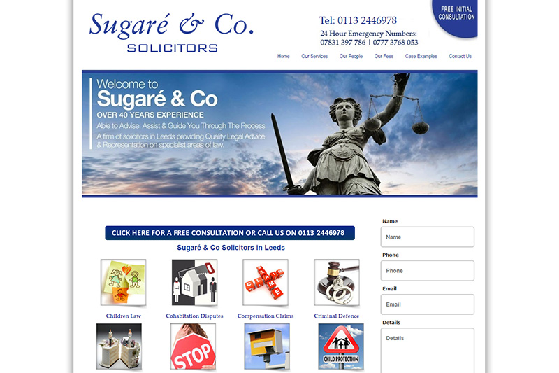 Sugare & Co Solicitors Leeds