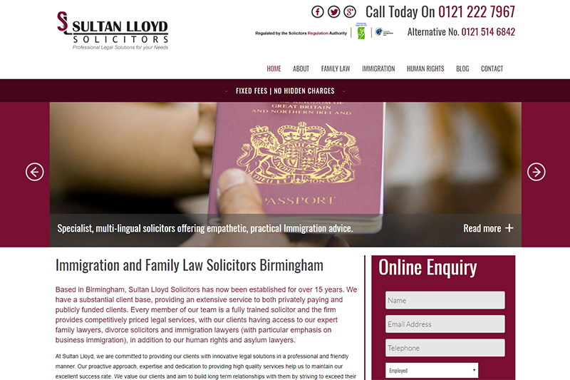 Sultan Lloyd Solicitors Birmingham