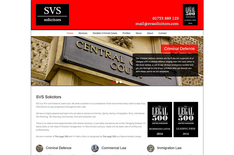 SVS Solicitors Buckinghamshire