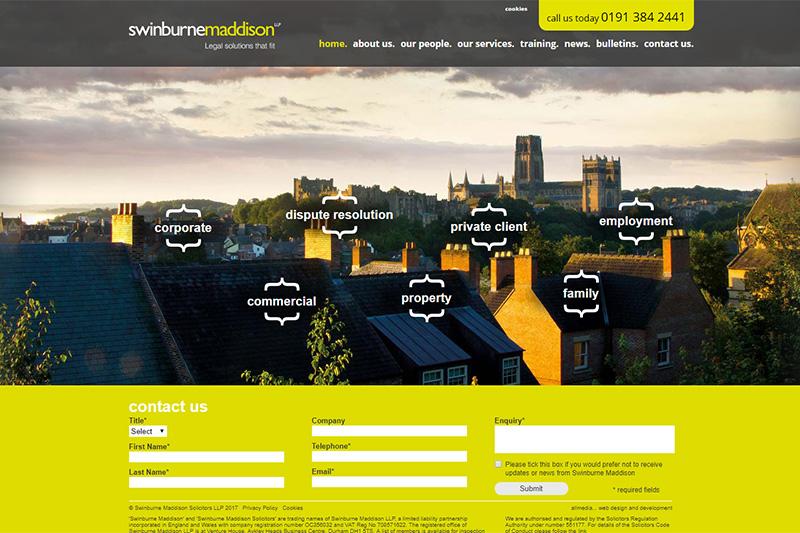 Swinburne Maddison Solicitors Durham