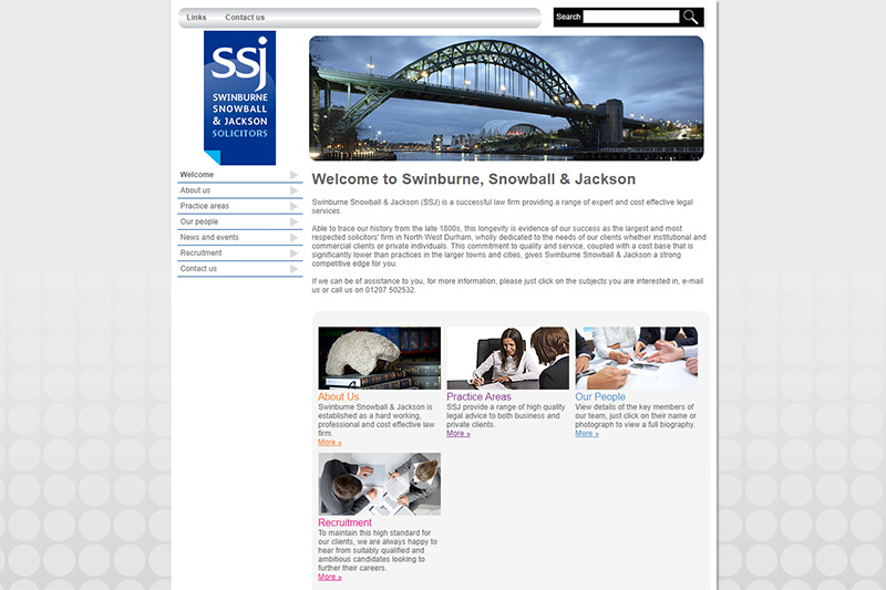 Swinburne Snowball And Jackson Solicitors Durham