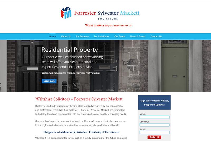 Sylvester Mackett Solicitors Wiltshire