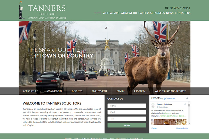 Tanners Solicitors Gloucestershire