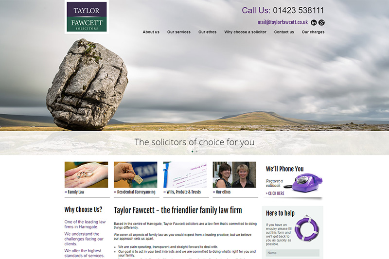 Taylor Fawcett Solicitors North Yorkshire