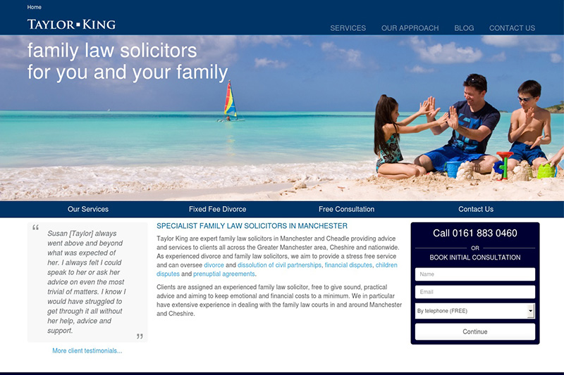 Taylor King Solicitors Manchester