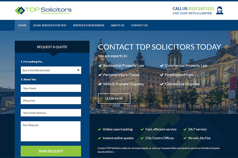 The Dures Partnership Solicitors in Merseyside