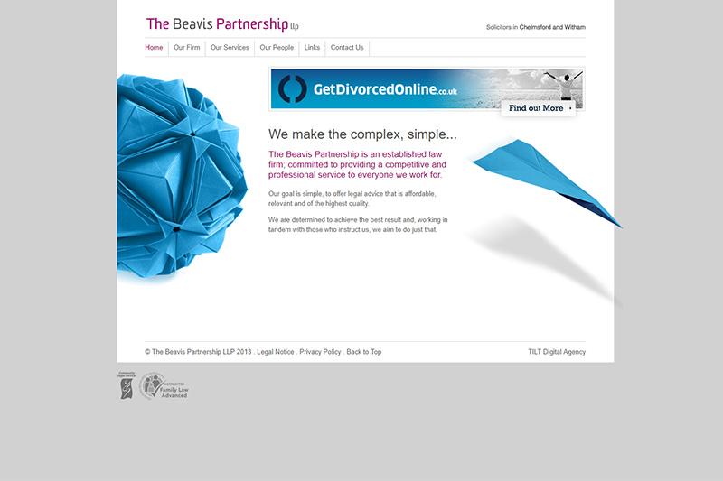 The Beavis Partnership Solicitors Essex