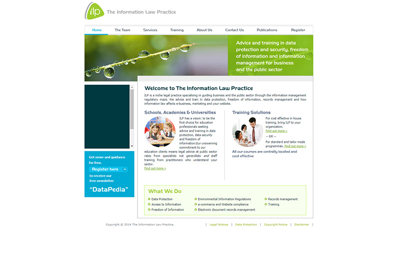 The Information Law Practice Solicitors Worcestershire