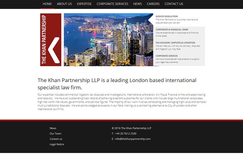The Khan Partnership Solicitors London