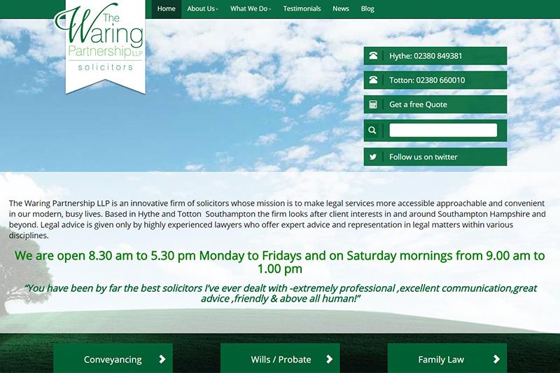 The Waring Partnership Solicitors Southampton