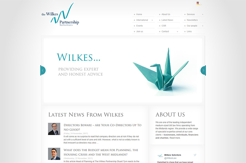 The Wilkes Partnership Solicitors Birmingham