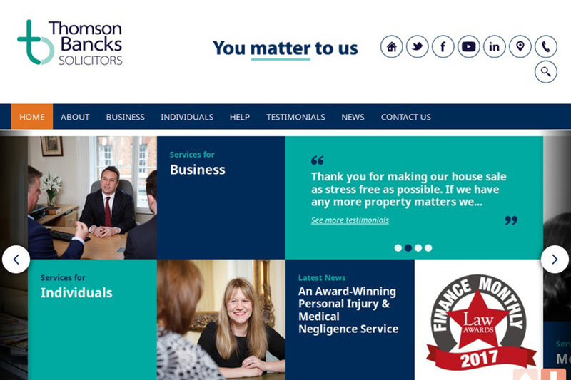 Thomson & Bancks Solicitors in Gloucestershire