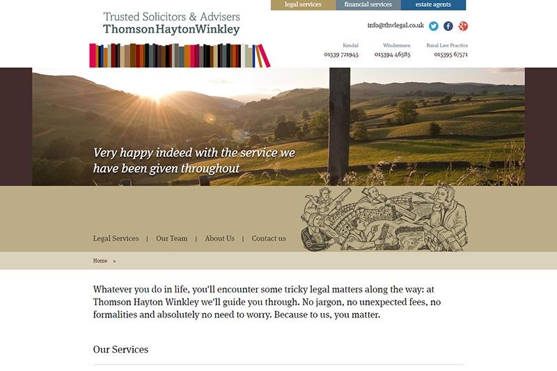 Thomson Hayton Winkley Solicitors Cumbria