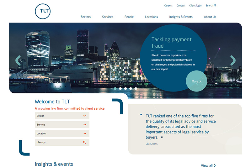 TLT LLP Solicitors in Bristol