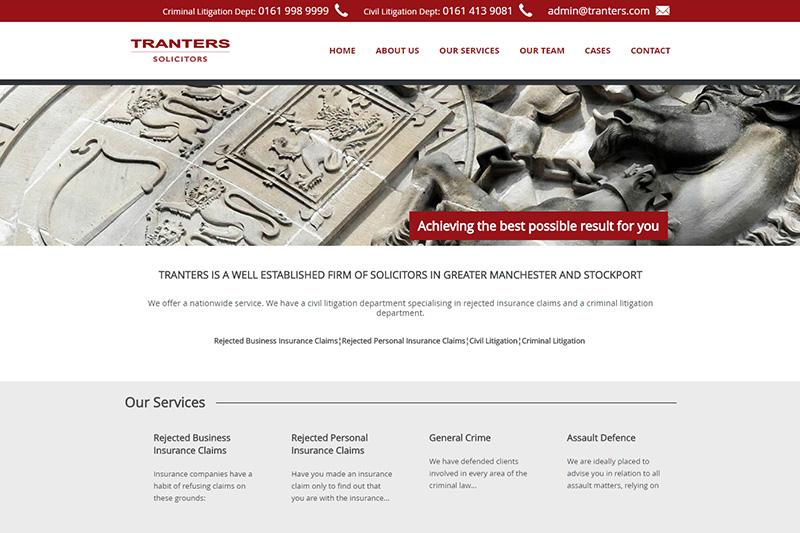 Tranters Solicitors Lancashire