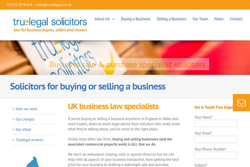 Truelegal Solicitors Devon