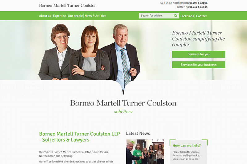 Turner Coulston Solicitors Northampton